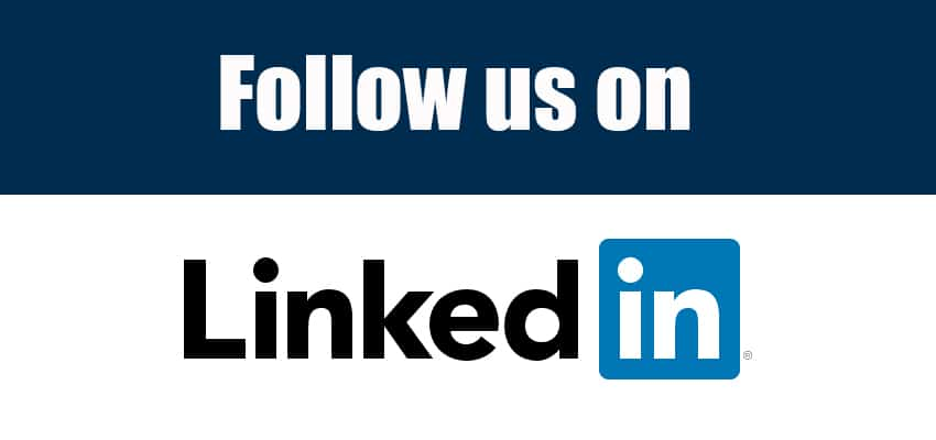 Candidates, Follow Us On Linkedin